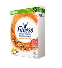 Fitness & Fruit Cereal 760gr
