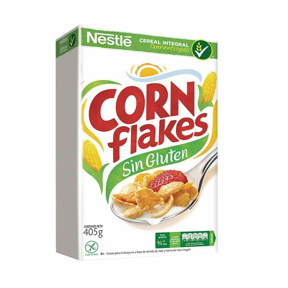 Corn Flakes Cereal 405gr