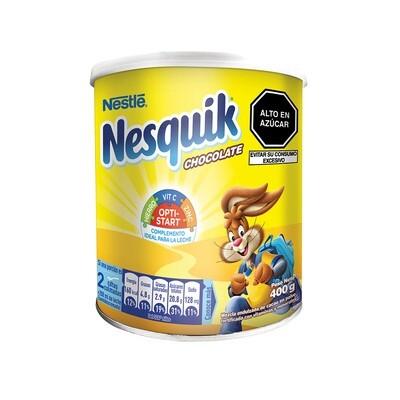 Nesquik Chocolate en polvo Lata 400gr