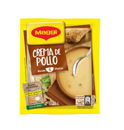 Maggi Crema Pollo 64gr