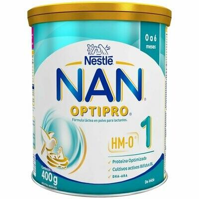 Formula Infantil NAN 1 OptiPro HMO 400gr
