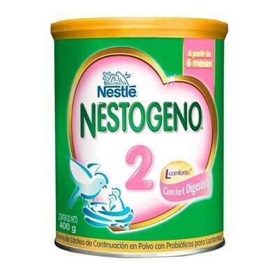 Formula Infantil Nestogeno 2, 400gr