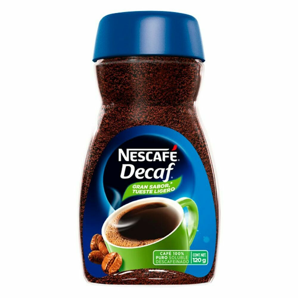 Nescafe Decaf 120gr