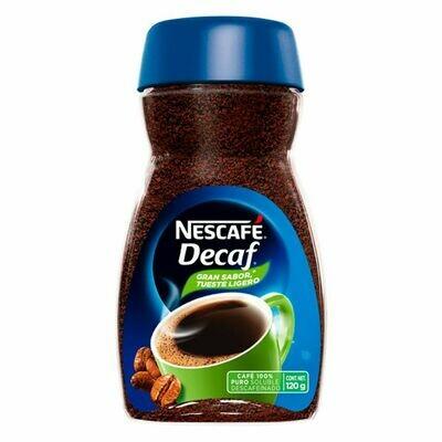 Nescafe Decaf 120gr