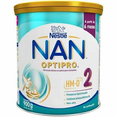 Formula Infantil NAN 2 OptiPro HMO 900gr