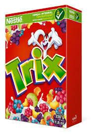 Trix Cereal 330gr