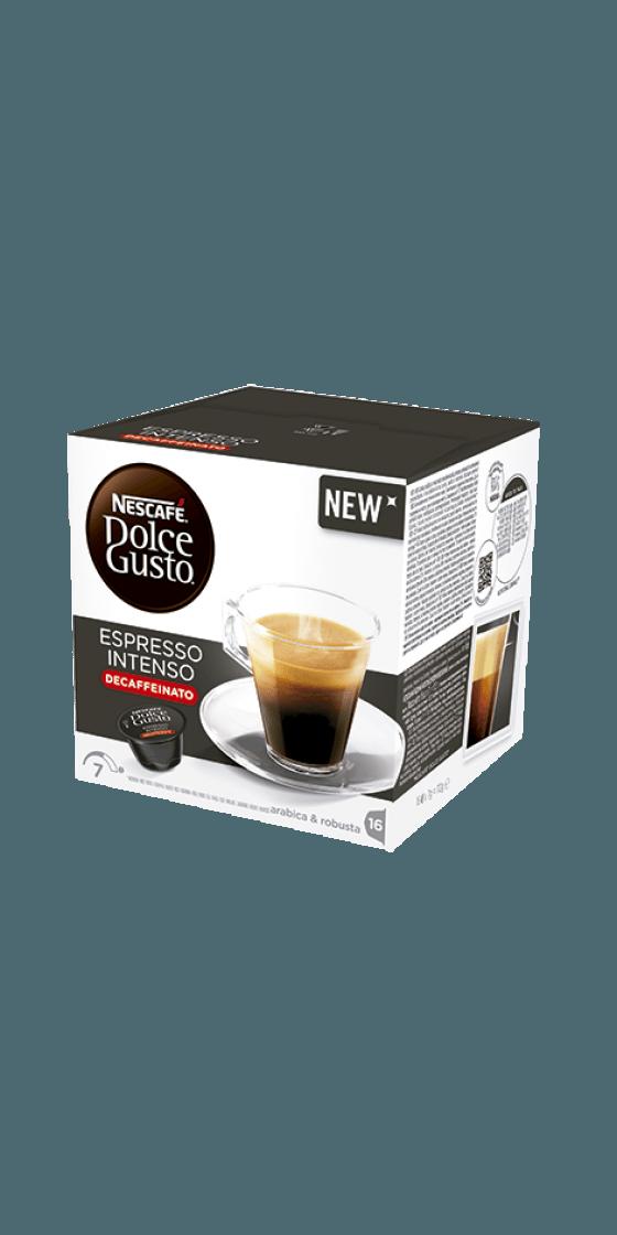 Nescafe Dolce Gusto Espresso Intenso 16 Capsulas 112gr