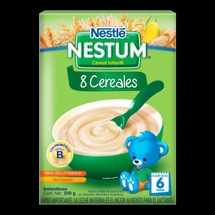Cereal Nestum 8 200gr