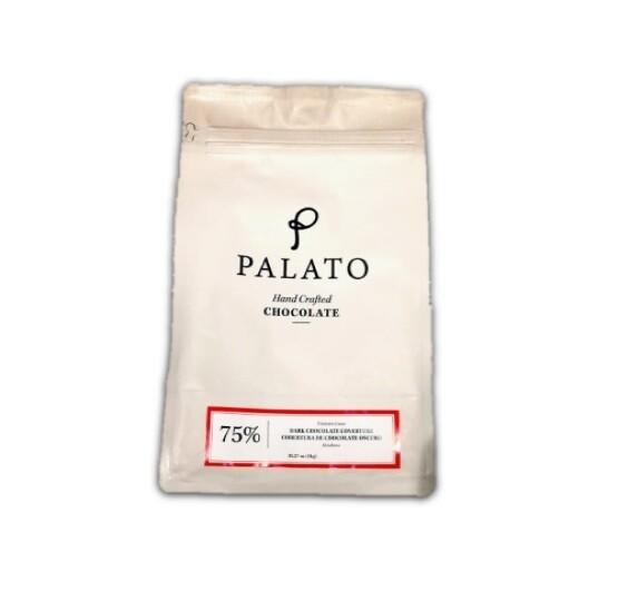 Cobertura 75% Chocolate Oscuro 1 kilo (PALATO)