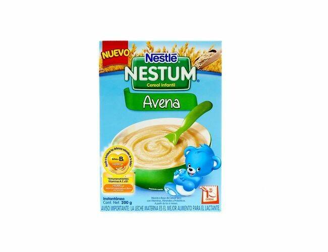 Cereal Nestum Avena 200gr