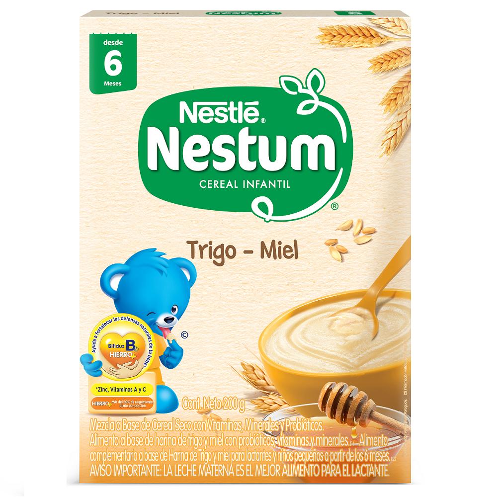 Cereal Nestum Trigo-Miel 200gr