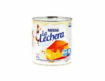 Leche Condensada La Lechera 395gr