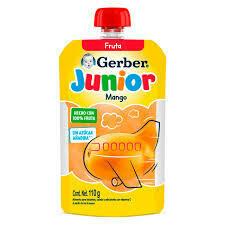 Pure Gerber Etapa Junior Mango Bolsa 110gr
