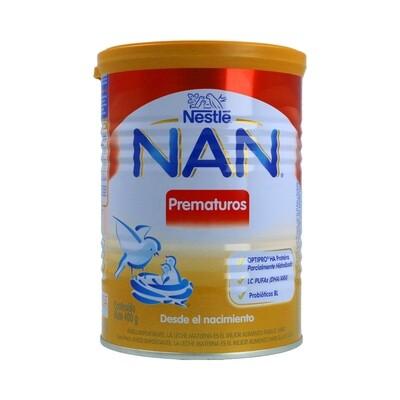 Leche NAN Prematuros B NW026  1, 400gr