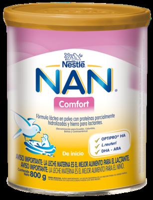 Leche NAN Comfort LR  800gr