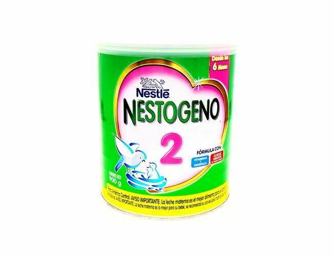 Formula Infantil Nestogeno 2, 900gr