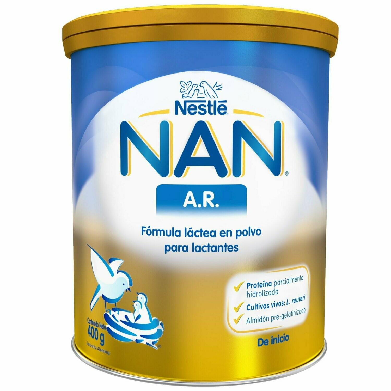Leche NAN AR 400gr