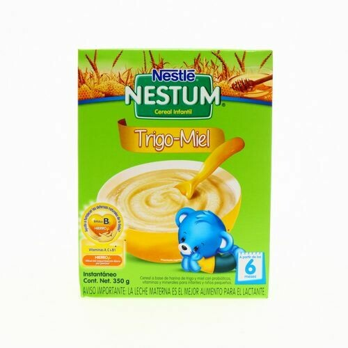 Cereal Nestum Trigo-Miel 350gr