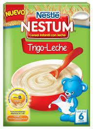 Cereal Nestum Trigo-Leche 250gr