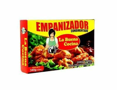 Empanizador Condimentado La Buena Cocina 340gr