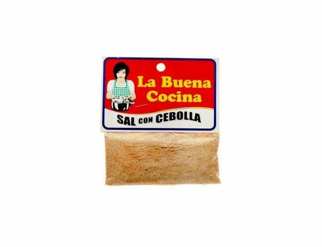 Sal con Cebollla La Buena Cocina 25gr