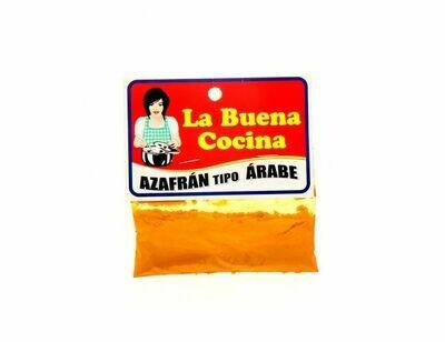 Azafran Tipo Arabe La Buena Cocina 15gr