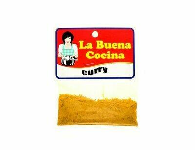 Curry La Buena Cocina 15gr