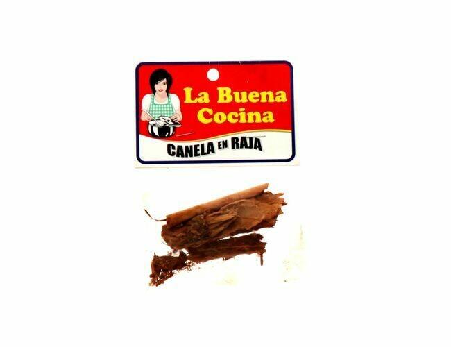 Canela en Raja La Buena Cocina 6gr