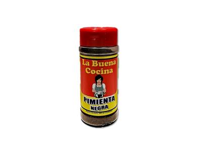 Pimienta Negra La Buena Cocina 70gr