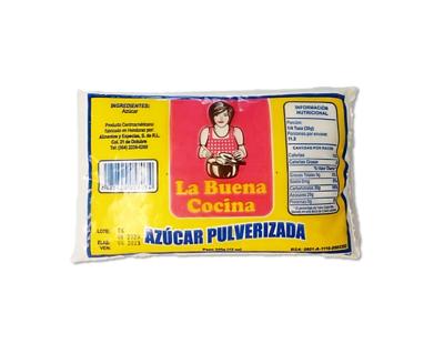 Azucar Pulverizada 340gr, La Buena Cocina