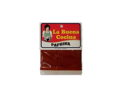 Paprika La Buena Cocina 12gr