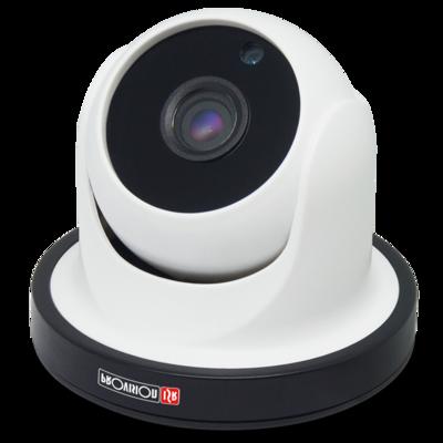 Camera-AHD Basic Series, Dome plastic, IR(24 LEDs), 3.6mm lens, 1/3