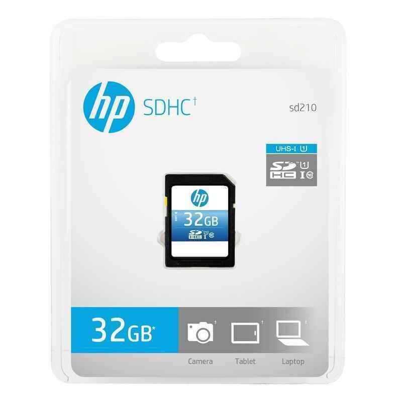 Micro SD Clase 10 HP U1-32GB