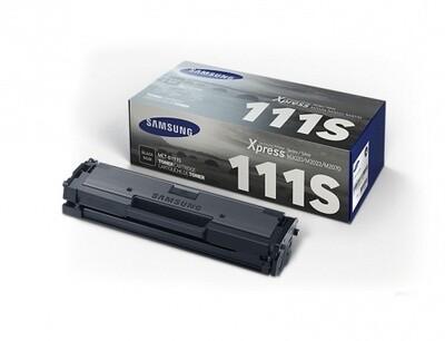 Toner Cartucho Samsung Negro D111S