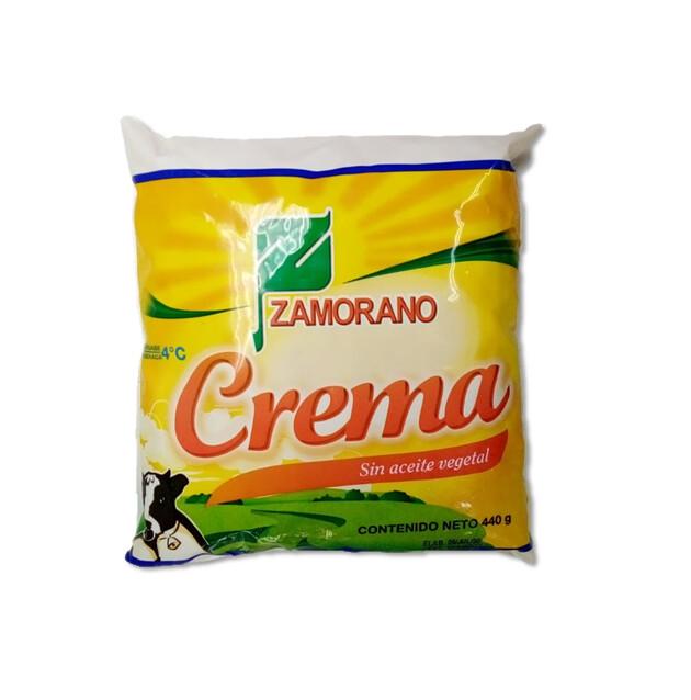 Mantequilla Crema El Zamorano 440gr
