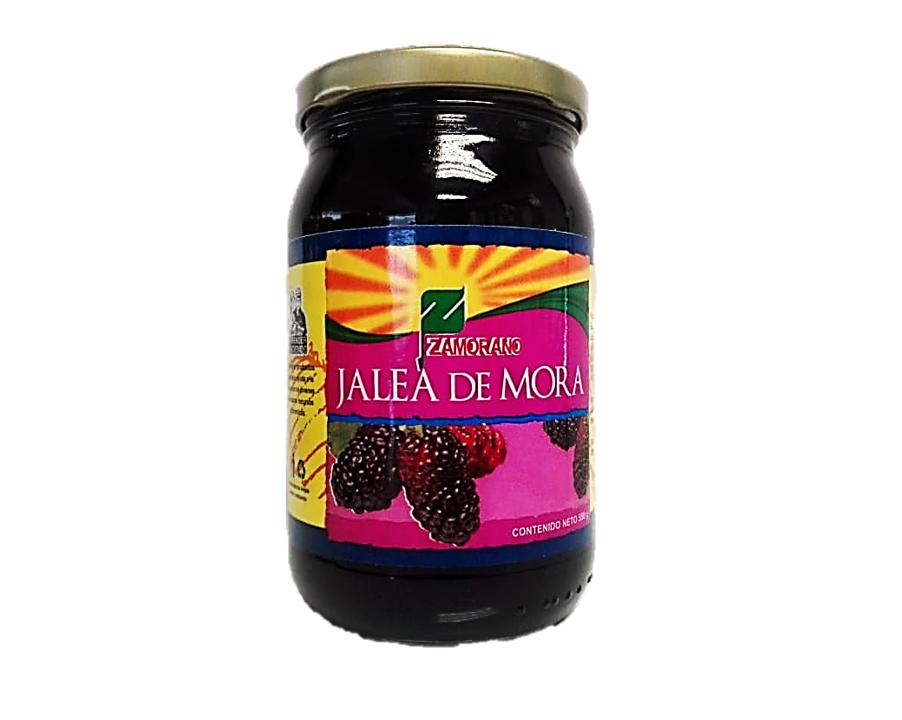 Jalea de Mora zamorano 550gr