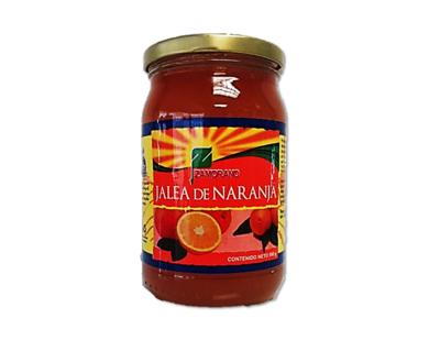 Jalea de Zamorano Naranja 550gr