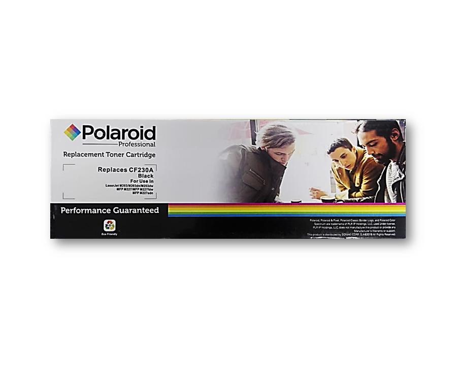 Toner Cartucho Polaroid Negro  CF230A