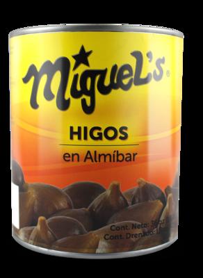 Higos en Almibar Miguel's 36oz