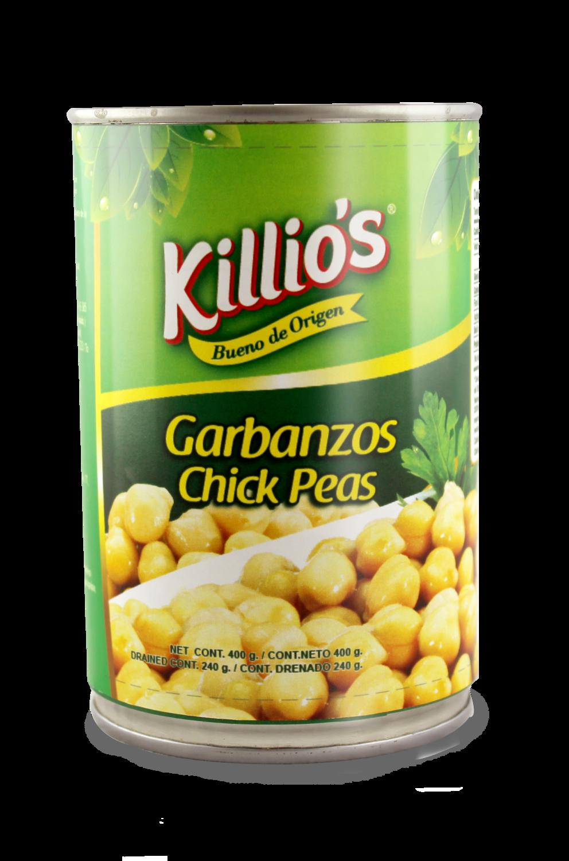 Garbanzos Killio's 400gr