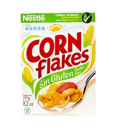 Corn Flakes Cereal 235gr