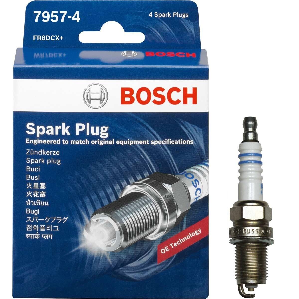 Bujia Super+ FR8DCX+ Un Electrodo 5/8 (BKR5E)