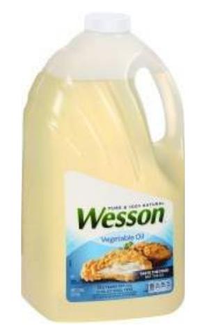 Aceite Wesson Vegetal 1 Galon