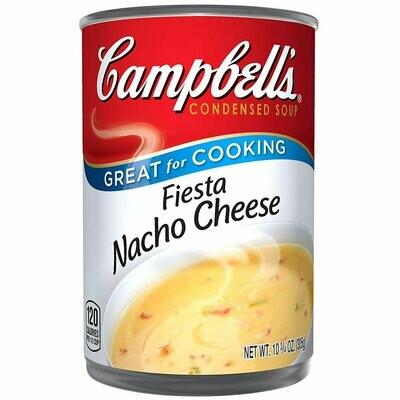 Sopa Campbell's Fiesta Nacho Cheese 10.5oz