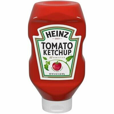 Salsa de Tomate Ketchup Heinz de 20 onzas