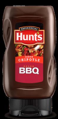 Salsa Barbacoa Hunt's Chipotle 24/350g