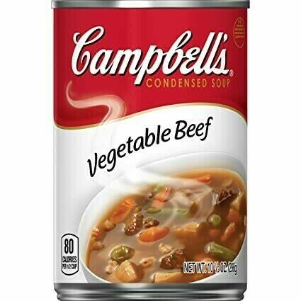 Sopa Campbell's Res y Vegetales10.5oz