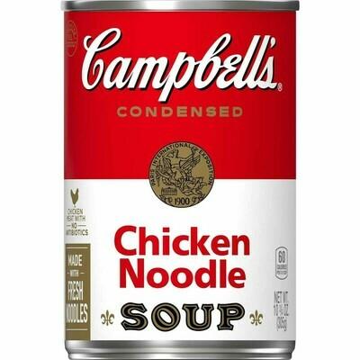 Sopa Campbell's de Pollo Fideos 10.7oz