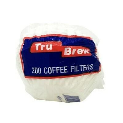 Filtros P/Cafe Tru Brew 200