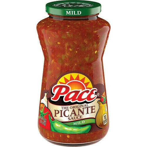 Salsa Picante Pace Mild 16oz